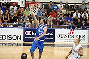 DESCRIZIONE : Trento Torneo Internazionale Maschile Trentino Cup Italia Nuova Zelanda  Italy New Zeland<br /> GIOCATORE : Valerio Amoroso<br /> SQUADRA : Italia Italy<br /> EVENTO : Raduno Collegiale Nazionale Maschile <br /> GARA : Italia Nuova Zelanda Italy New Zeland<br /> DATA : 26/07/2009 <br /> CATEGORIA : tiro<br /> SPORT : Pallacanestro <br /> AUTORE : Agenzia Ciamillo-Castoria/G.Ciamillo