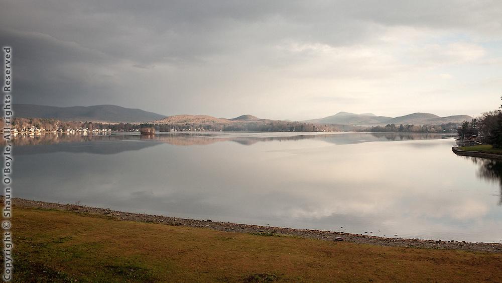 Pontoosuc Lake, Pittsfield, MA