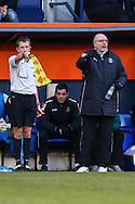 John Still, Manager of Luton Town, (right) during the Sky Bet League 2 match at Kenilworth Road, Luton<br /> Picture by David Horn/Focus Images Ltd +44 7545 970036<br /> 20/12/2014