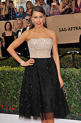 Sofia Vergara at the 23rd Annual Screen Actors Guild Awards held at the Shrine Expo Hall in Los Angeles, USA on January 29, 2017.