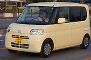 Typical Daihatsu Minivan.