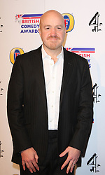ANDY PARSONS attends the British Comedy Awards at Fountain Studios, London, England, December 12, 2012. Photo by i-Images.