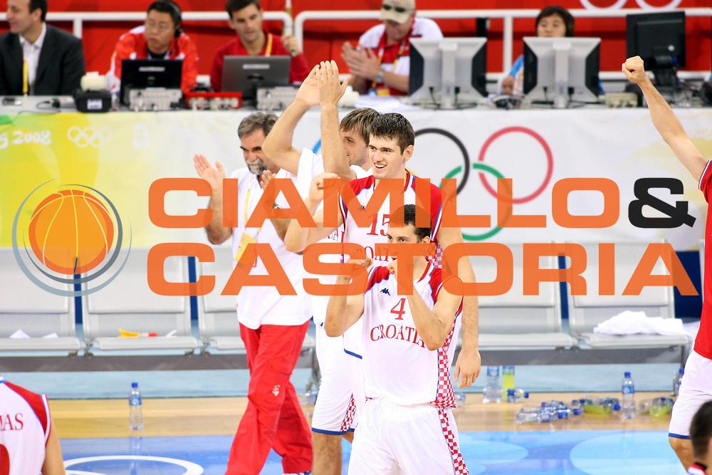 DESCRIZIONE : Beijing Pechino Olympic Games Olimpiadi 2008 Croacia Russia<br />GIOCATORE : Team Croazia<br />SQUADRA : Croazia<br />EVENTO : Olympic Games Olimpiadi 2008<br />GARA : Croazia Russia<br />DATA : 12/08/2008 <br />CATEGORIA : Esultanza<br />SPORT : Pallacanestro <br />AUTORE : Agenzia Ciamillo-Castoria/G.Ciamillo<br />Galleria : Beijing Pechino Olympic Games Olimpiadi 2008 <br />Fotonotizia : Beijing Pechino Olympic Games Olimpiadi 2008 Croacia Russia<br />Predefinita :
