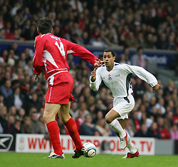LIVERPOOL, ENGLAND - SUNDAY MARCH 27th 2005: Celebrity XI's Harvey during the Tsunami Soccer Aid match at Anfield. (Pic by David Rawcliffe/Propaganda)