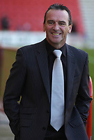 Photo: Matt Bright/Sportsbeat Images.<br /> AFC Bournemouth v Swindon Town. Coca Cola League 1. 29/12/2007.<br /> Manager of Swindon David Byrne