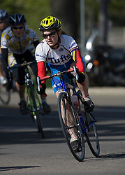 Judy Wexler (Tufts University).  The 2008 USA Cycling Collegiate National Championships Criterium women's division 2 event was held in Fort Collins, CO on May 10, 2008.