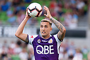 2019 A-League Melbourne City FC v Perth Glory