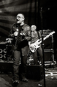 Bono and U2 in perform at the Island 50 concerts Hammersmith Empire - London 2009
