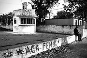 Javier Calvelo/ URUGUAY/ MONTEVIDEO/ Barrio Capurro/ Recorrido para Montevideo Ciudad Ocre por la calle Capurro y Parque Capurro<br /> En la foto:  Calle Capurro. Foto: Javier Calvelo <br /> 20140527  dia martes