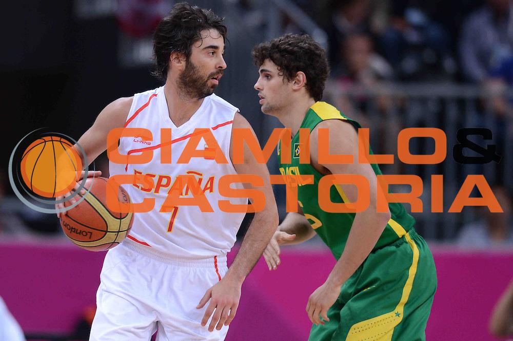 DESCRIZIONE : London Londra Olympic Games Olimpiadi 2012 Men Preliminary Round Spagna Brasile Spain Brazil<br /> GIOCATORE : Juan Carlos Navarro<br /> CATEGORIA :<br /> SQUADRA : Spagna Spain<br /> EVENTO : Olympic Games Olimpiadi 2012<br /> GARA : Spagna Brasile Spain Brazil<br /> DATA : 06/08/2012<br /> SPORT : Pallacanestro <br /> AUTORE : Agenzia Ciamillo-Castoria/M.Marchi<br /> Galleria : London Londra Olympic Games Olimpiadi 2012 <br /> Fotonotizia : London Londra Olympic Games Olimpiadi 2012 Men Preliminary Round Spagna Brasile Spain Brazil<br /> Predefinita :
