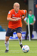 Picture by David Horn/Focus Images Ltd +44 7545 970036<br /> 03/08/2013<br /> Luke Gutteridge of Luton Town during the Friendly match at Kenilworth Road, Luton.