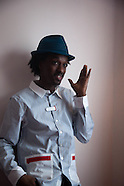 K naan The singer in Paris