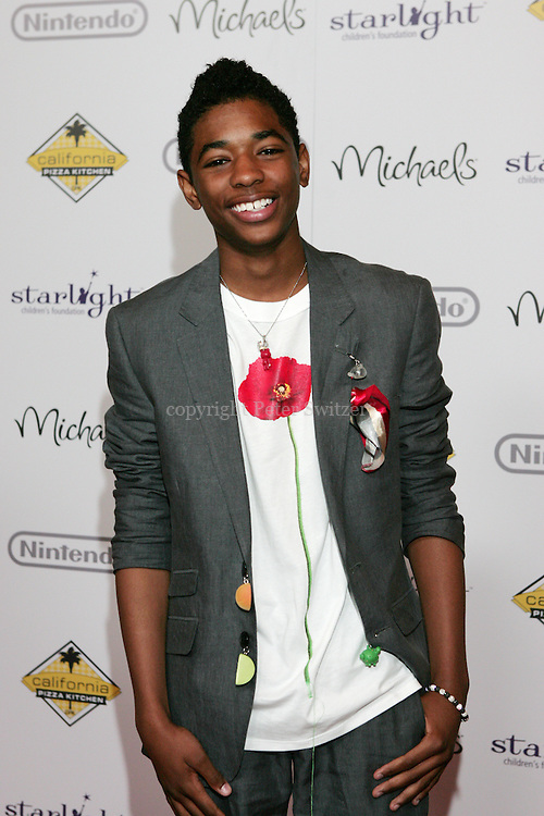 """Nadji Jeter arrives on the red carpet at """"A Stellar Night"""" hosted by """"Starlight Children's Foundation"""" who are brightening the lives of seriously and terminally ill children in order to take their minds off the pain, fear and isolation of their illness. The Gala benefit was held at the Century Plaza Hyatt Hotel in Century City Ca. Saturday March 26, 2011. Photo by Peter Switzer"""