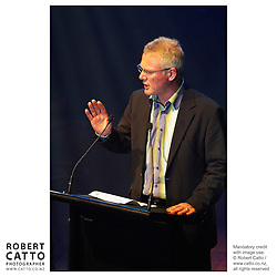 Steve Maharey at the APRA Silver Scroll Awards 2004 at the Wellington Town Hall, Wellington, New Zealand.<br />