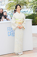 "CANNES, FRANCE - MAY 20:  Jun Yoshinaga attends the ""Still The Water"" photocall at the 67th Annual Cannes Film Festival on May 20, 2014 in Cannes, France.  (Photo by Tony Barson/FilmMagic)"