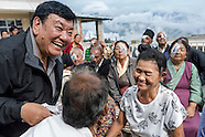 Dr Sanduk Ruit and Tilganga Team in Kalimpong India and Thimphu Bhutan