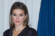 110613 Prince Felipe and Princess Letizia Attend Francisco Cerecedo Journalism Award Ceremony 2013