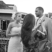 Matthew & Nichole - First Look Bourbon Orleans 2013 Wedding Album | 1216 Studio