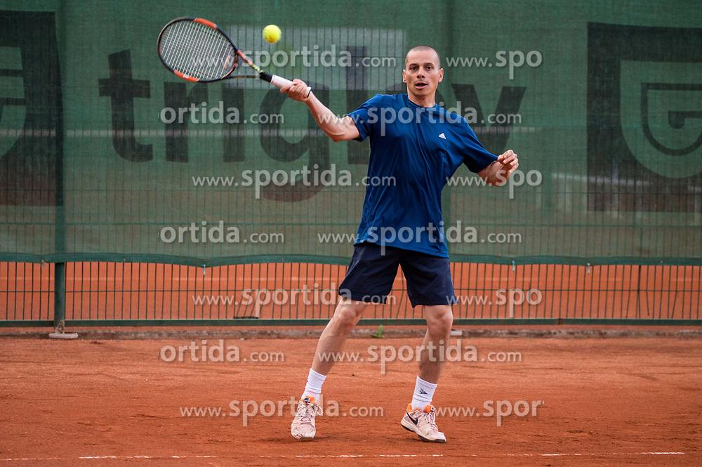 Blaz Jakic at  Petrol VIP tournament 2018, on May 24, 2018 in Sports park Tivoli, Ljubljana, Slovenia. Photo by Vid Ponikvar / Sportida