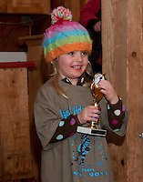 Klaus' Midget Slalom race and awards at Gunstock Wednesday, March 2, 2011.