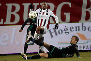 Onderwerp/Subject: Willem II - FC Groningen - Eredivisie<br /> Reklame:  <br /> Club/Team/Country: <br /> Seizoen/Season: 2012/2013<br /> FOTO/PHOTO: Genaro SNIJDERS (L) of Willem II in duel with Rasmus LINDGREN (R) of FC Groningen. (Photo by PICS UNITED)<br /> <br /> Trefwoorden/Keywords: <br /> #04 #22 $94 &plusmn;1355238911262<br /> Photo- &amp; Copyrights &copy; PICS UNITED <br /> P.O. Box 7164 - 5605 BE  EINDHOVEN (THE NETHERLANDS) <br /> Phone +31 (0)40 296 28 00 <br /> Fax +31 (0) 40 248 47 43 <br /> http://www.pics-united.com <br /> e-mail : sales@pics-united.com (If you would like to raise any issues regarding any aspects of products / service of PICS UNITED) or <br /> e-mail : sales@pics-united.com   <br /> <br /> ATTENTIE: <br /> Publicatie ook bij aanbieding door derden is slechts toegestaan na verkregen toestemming van Pics United. <br /> VOLLEDIGE NAAMSVERMELDING IS VERPLICHT! (&copy; PICS UNITED/Naam Fotograaf, zie veld 4 van de bestandsinfo 'credits') <br /> ATTENTION:  <br /> &copy; Pics United. Reproduction/publication of this photo by any parties is only permitted after authorisation is sought and obtained from  PICS UNITED- THE NETHERLANDS