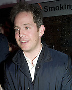 TOM HOLLANDER, Winter party hosted by the Somerset House Trust and Tiffany's. To celebrate the opening of the Ice Rink at Somerset House. 20 November 2007. -DO NOT ARCHIVE-© Copyright Photograph by Dafydd Jones. 248 Clapham Rd. London SW9 0PZ. Tel 0207 820 0771. www.dafjones.com.