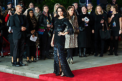 © Licensed to London News Pictures. 02/11/2017. London, UK. PENÉLOPE CRUZ attends the world film premiere of Murder On The Orient Express <br /> Photo credit: Ray Tang/LNP