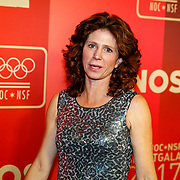 NLD/Amsterdam/20171219 - Inloop NOC/NSF Sportgala 2017, Barbara Barend