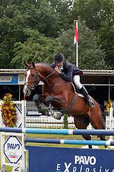 351-Twisther-Moerings Geert<br /> KWPN Paardendagen 2005<br /> Photo © Hippo Foto