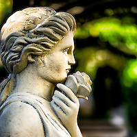 Dynamic and Peaceful - Statues, Sculptures, Busts, and Columns in Elegant Las Vegas.<br />