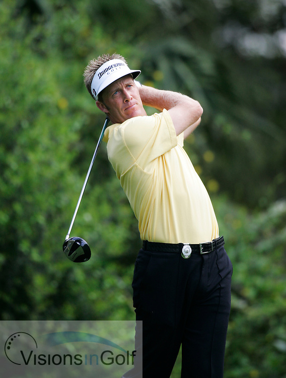 Stuart Appleby <br /> THE PLAYERS Championship at TPC Sawgrass, Stadium GC, Ponte Vedra, Jacksonville, Florida USA. 23rd March 2006<br /> <br /> Picture Credit:   Mark Newcombe / visionsingolf.com