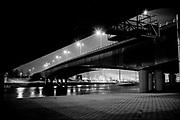 De Dintelhavenbrug bij Europoort, Rotterdam Haven