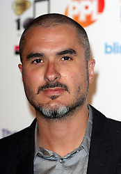 ZANE LOWE arrives for the Radio Academy Awards, London, United Kingdom. Monday, 12th May 2014. Picture by i-Images