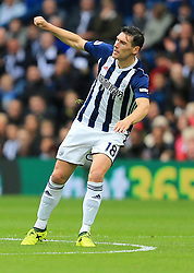 Gareth Barry of West Bromwich Albion as he equals Ryan Giggs appearance record - Mandatory by-line: Paul Roberts/JMP - 16/09/2017 - FOOTBALL - The Hawthorns - West Bromwich, England - West Bromwich Albion v West Ham United - Premier League