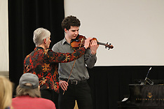 Pre-Collegiate Violin Master Class
