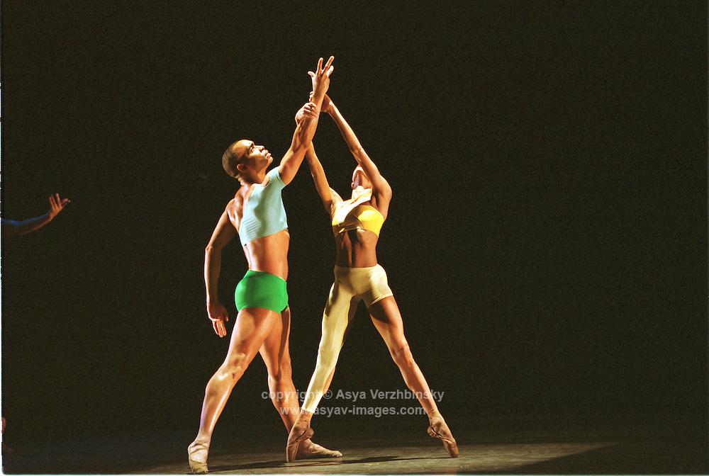 "Dance Theatre of Harlem in ""Twist"""