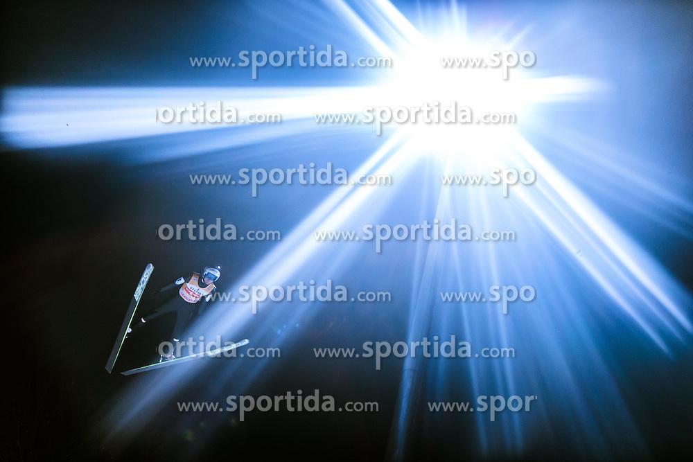 05.01.2015, Paul Ausserleitner Schanze, Bischofshofen, AUT, FIS Ski Sprung Weltcup, 63. Vierschanzentournee, Qualifikation, im Bild Michael Hayboeck (AUT) // during Qualification of 63rd Four Hills Tournament of FIS Ski Jumping World Cup at the Paul Ausserleitner Schanze, Bischofshofen, Austria on 2015/01/05. EXPA Pictures © 2015, PhotoCredit: EXPA/ JFK