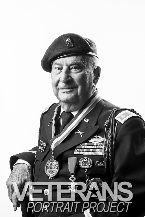 """Henry """"Duke"""" Boswell is a WWII and Korean War veteran. He successfully completed combat jumps into Sicily, Italy, Normandy and Holland. For his heroism, he received the French Legion of Honor. During the Korean War, he was struck by a mortar round. When he came to, the doctor in the hospital stated, """"You're the only soldier with a wound to all FIVE appendages!"""" Henry Boswell served as an Army commo sergeant, and later as an officer, from June 1940 to June 1963.<br /> <br /> Henry Boswell<br /> Major (O-4)<br /> Army<br /> Commo Sergeant<br /> June 1940 - June 1967<br /> WWII - Successfully made four combat jumps: Sicily, Italy, Normandy and Holland<br /> Korean War<br /> Resides: Colorado Springs, CO"""