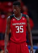NCAA Basketball - Illinois Fighting Illini vs Rutgers - Champaign, Il