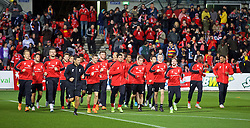 ADELAIDE, AUSTRALIA - Sunday, July 19, 2015: Liverpool players during a training session at Coopers Stadium ahead of a preseason friendly match against Adelaide United on day seven of the club's preseason tour. (Pic by David Rawcliffe/Propaganda)