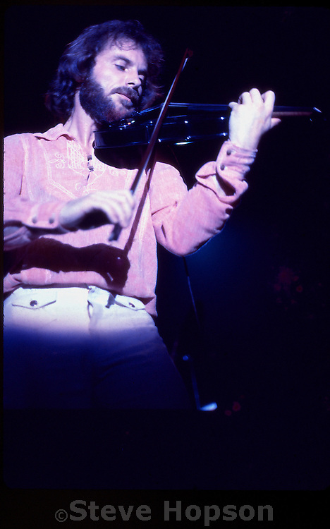 Jean-Luc Ponty performing at the Armadillo World Headquarters, August 5, 1976. Jean-Luc Ponty (born 29 September 1942, Avranches, France) is a French virtuoso violinist and jazz composer. The Armadillo World Headquarters was a music venue in Austin Texas.