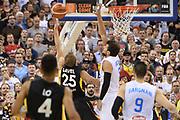 DESCRIZIONE : Berlino Berlin Eurobasket 2015 Group B Italy Germany <br /> GIOCATORE :  Anton Gavel<br /> CATEGORIA : Controcampo tiro <br /> SQUADRA : Germany <br /> EVENTO : Eurobasket 2015 Group B <br /> GARA : Italy Germany <br /> DATA : 09/09/2015 <br /> SPORT : Pallacanestro <br /> AUTORE : Agenzia Ciamillo-Castoria/I.Mancini <br /> Galleria : Eurobasket 2015 <br /> Fotonotizia : Berlino Berlin Eurobasket 2015 Group B Italy Germany