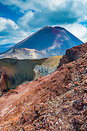 Tongariro Alpine Crossing 2016