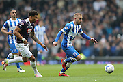 Brighton striker Jiri Skalak (38) during the Sky Bet Championship match between Brighton and Hove Albion and Derby County at the American Express Community Stadium, Brighton and Hove, England on 2 May 2016.