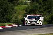 July 10-13, 2014: Canadian Tire Motorsport Park. #15 Scott Monroe, Rick Ware Racing, Lamborghini Toronto