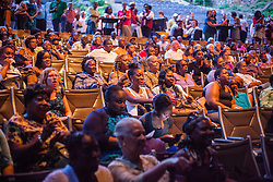 Reichhold Center of the Arts announces the lineup of their 26th season at Business After Hours.  Reichhold Center for the Arts.  28 August 2014.  © Aisha-Zakiya Boyd
