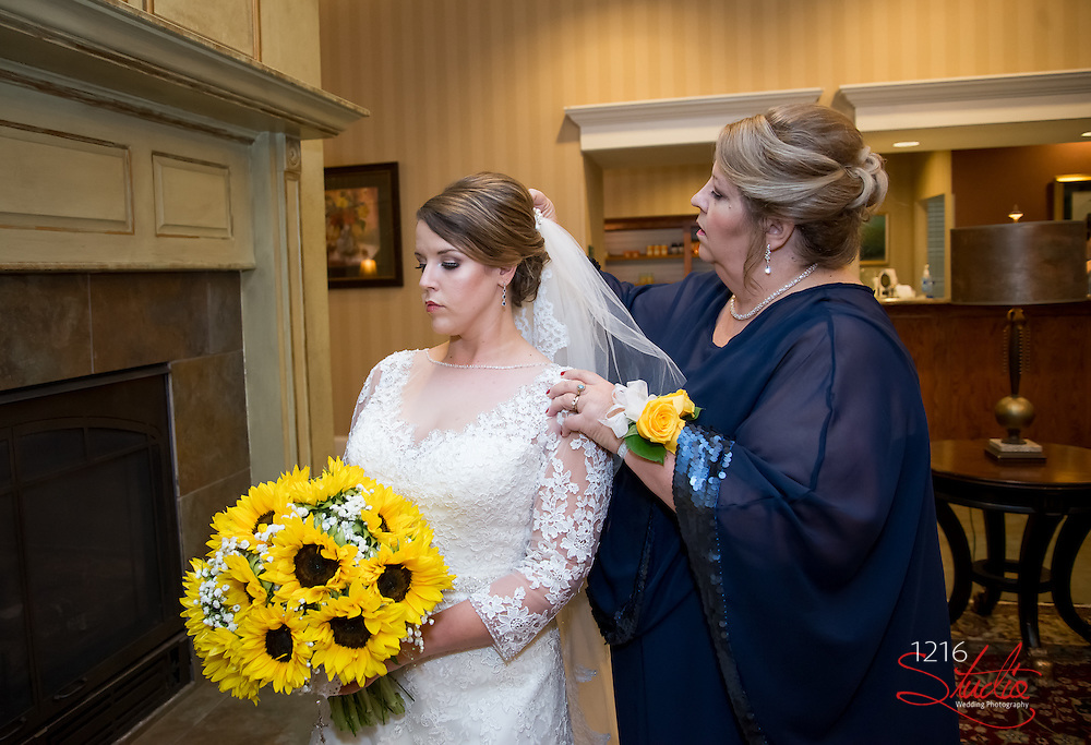 Mark & Elizabeth Wedding Album Samples   Most Holy Trinity Catholic Church and Palmetto's   1216 Studio Wedding Photography