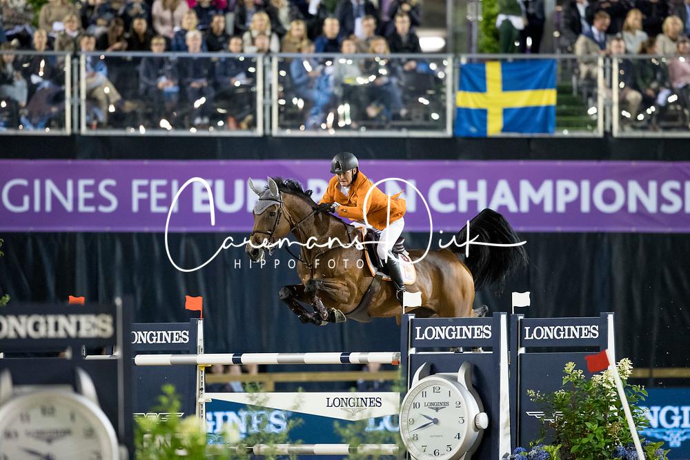 Romp Ruben, NED, Audi's Teavanta II C Z<br /> FEI European Jumping Championships - Goteborg 2017 <br /> &copy; Hippo Foto - Dirk Caremans