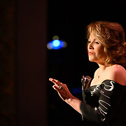 Renee Fleming performs at The Music Hall in Portsmouth, NH. October 21, 2018