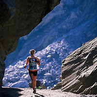 Runner, 1999 Mild Seven Outdoor Quest Adventure Race, Lijiang, China